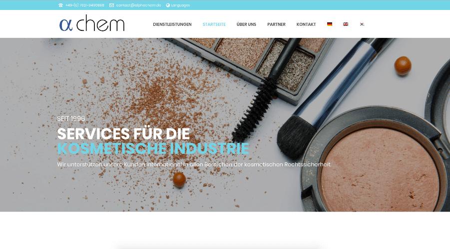 Kosmetik B2B Marketing Rosenheim